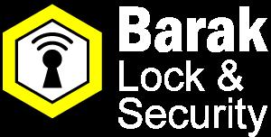 Barak Lock and Security Retina Logo